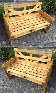 Awesome Recycled Shipping Wood Pallet Creations