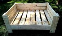 DIY Wooden Pallets Dog Bed Plan | Wood Pallet Furniture