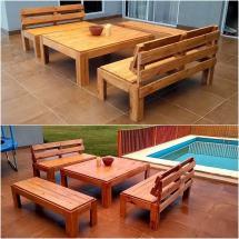 Awesome Diy Ideas Refurbish Wood Pallet