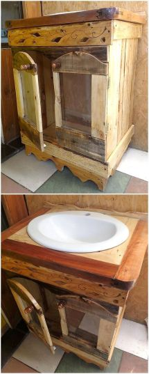 Cool Ideas Wood Pallet Recycling Projects