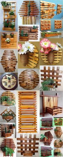 Amazing Diy Ideas Wood Pallet Repurposing