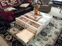 Convert Dumped Pallets into Creative Coffee Tables  Wood ...