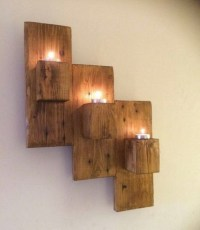 √ Whole Wall Wood Pallet Ideas | DIY Pallet Wood Wall Paneling