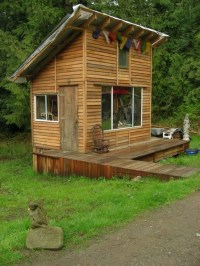 Shelter Houses Made Easy with Wood Pallet  Wood Pallet Ideas