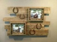 Ingenious Pallet Wall Art Ideas  Wood Pallet Ideas
