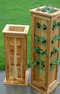 Upcycled Pallet Planter Ideas  Wood Pallet Ideas