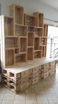 Shipping Pallet Woodworking Ideas  Wood Pallet Ideas