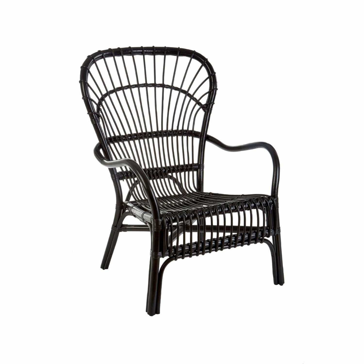 black rattan chair bed bath and beyond havana conservatory relax