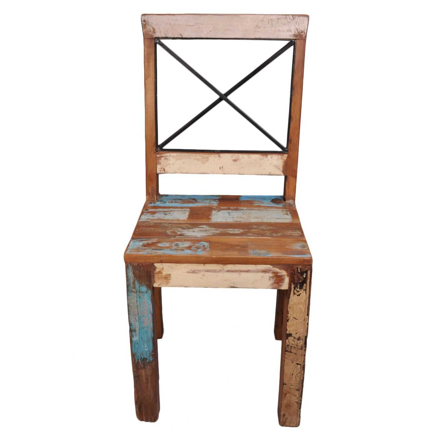 distressed leather dining chairs uk lazy boy big and tall executive office chair new england bohemian reclaimed
