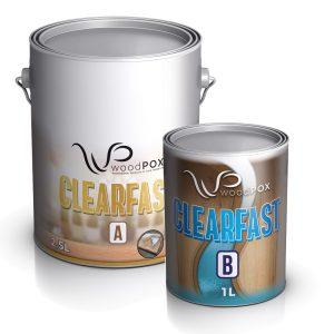 Clearfast 2.6l kit