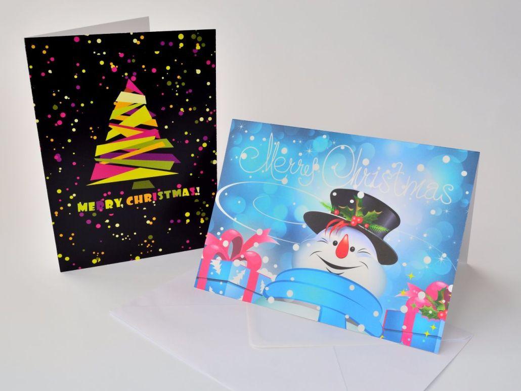 Wood Richardson | Personalised Christmas Cards – Free Artwork!