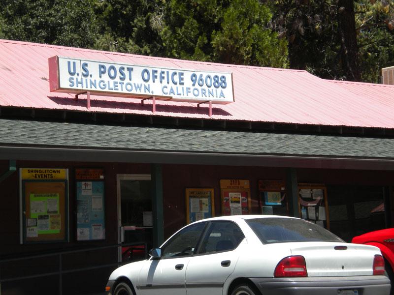 Shingletown Post Office
