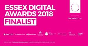 Essex Digital Awards 2018 Finalists