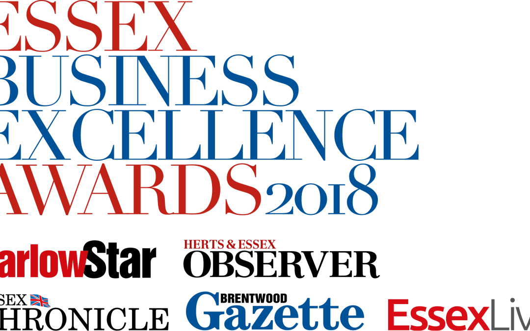 The Essex Business Excellence Awards 2018 are just around the corner