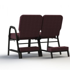 Church Chairs With Kneelers Aeron Chair Manual Woods Interiors