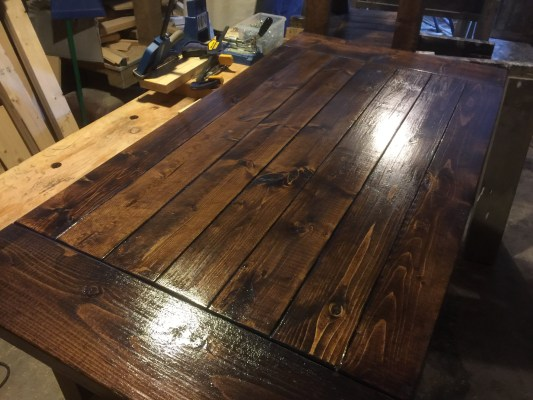 Farm Style Coffee Table Top