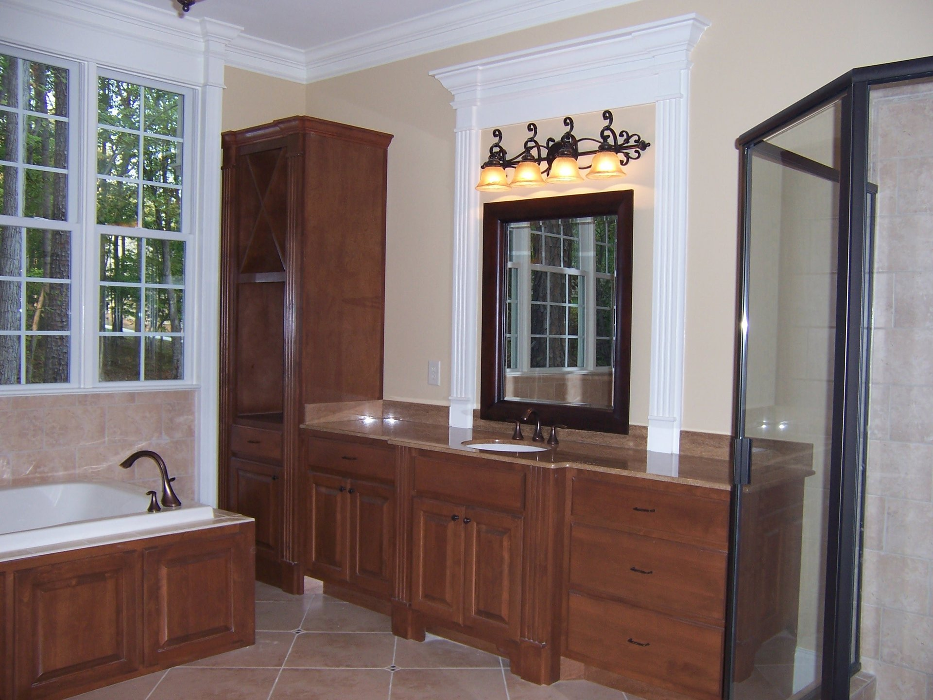 kitchen cabinets fayetteville nc replacing sink faucet the woodshed custom inc