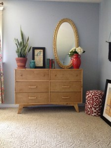 How to build a Mid Century Modern Dresser