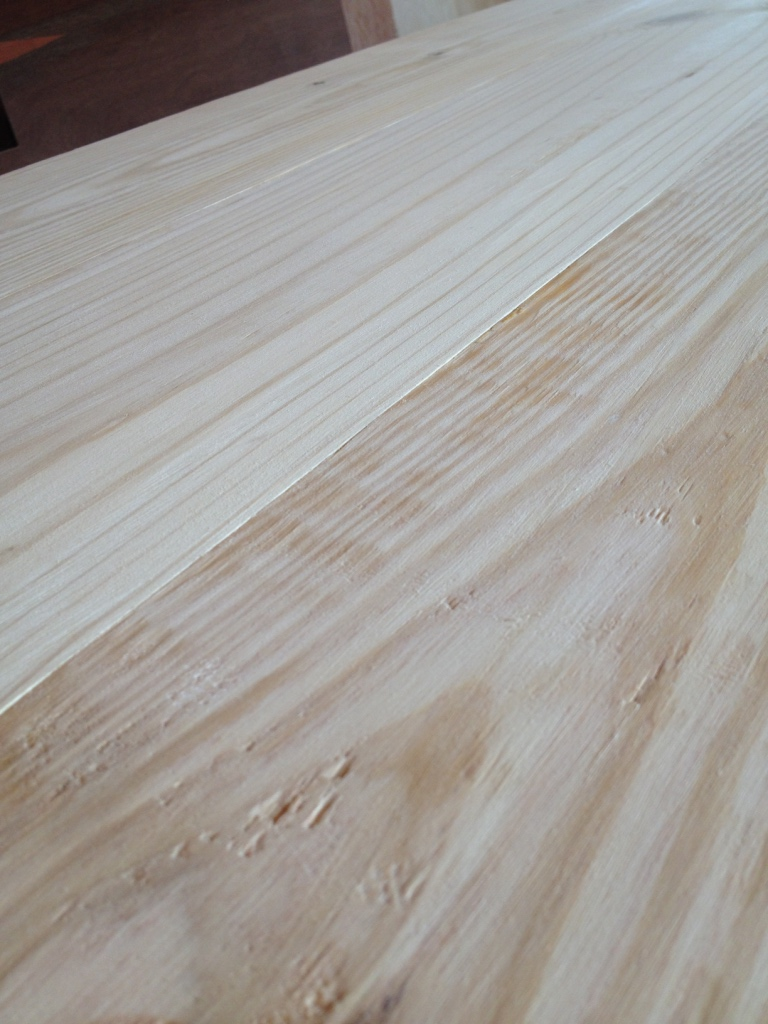 table even after sanding2