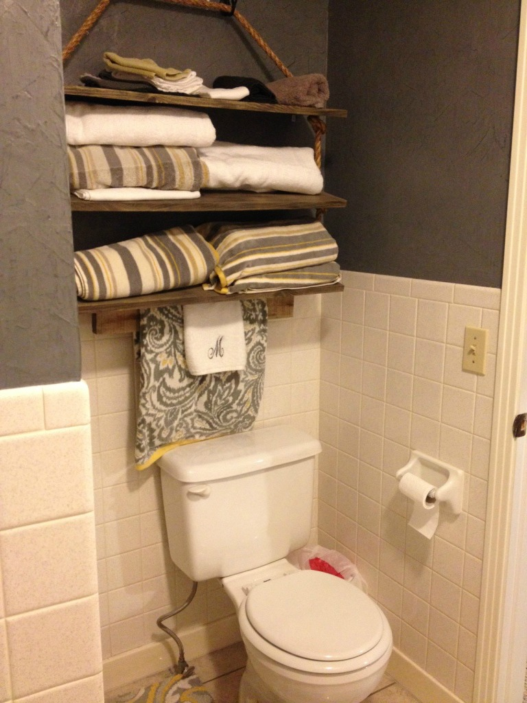 The Master Bathroom Remodel Reveal--The Before