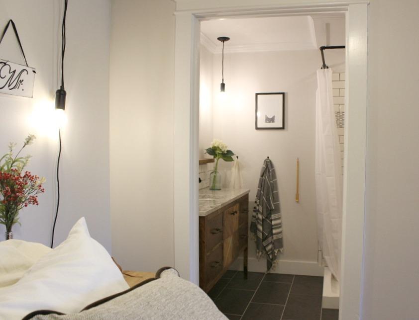 Gorgeous Master Bathroom Remodel Reveal