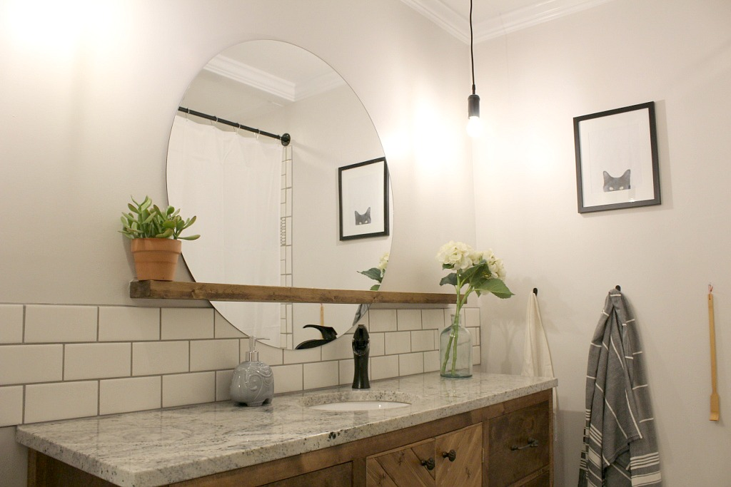 The Master Bathroom Remodel Final Reveal