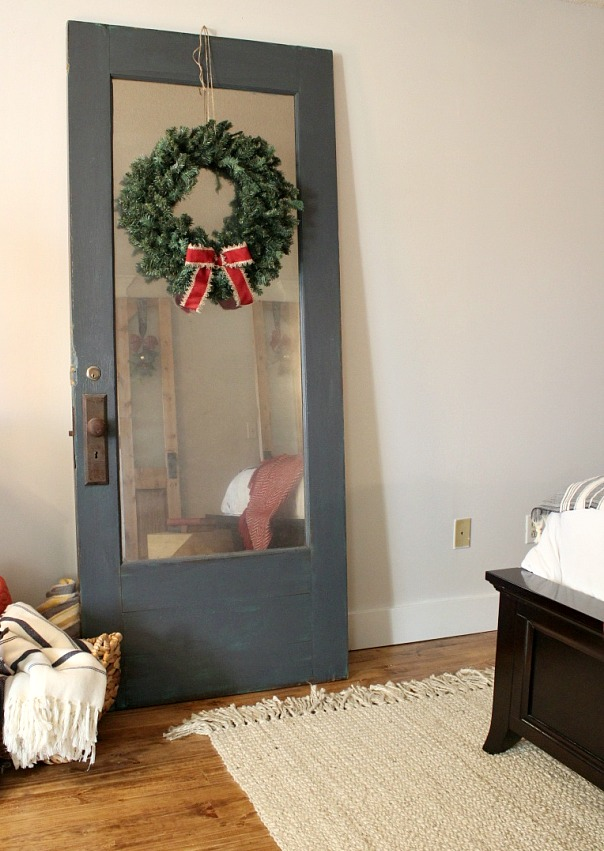 How to turn ordinary glass into an antique mirror!
