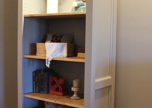 How to Build a DIY Bookshelf