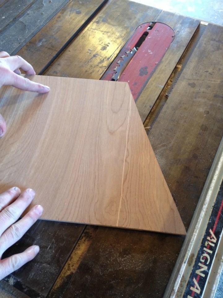 How to build a GORGEOUS wooden lantern!