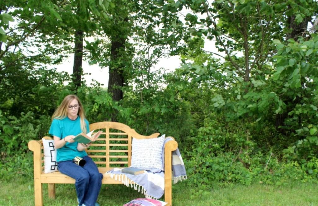 How to Build a DIY Lutyens Outdoor Garden Bench