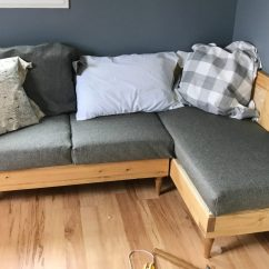 How To Recover A Sofa Without Sewing Cheap Modern Corner Sofas Build Your Own Diy Upholstered Couch Step 4 Upholster Sides