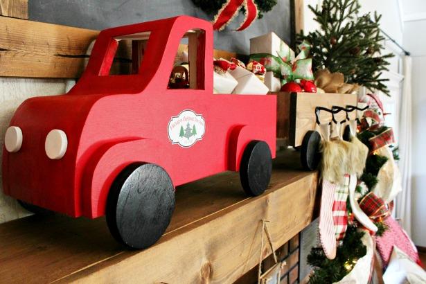Diy Christmas Stocking Hanger Box Dih Workshop Virtual Party