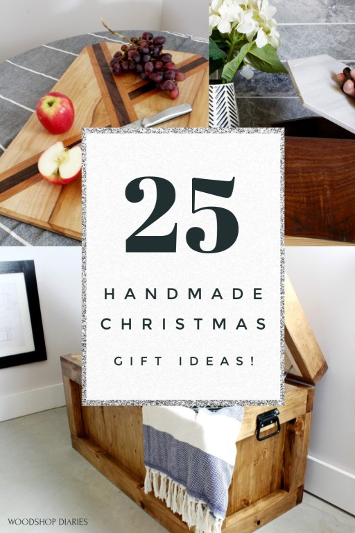 25+ handmade christmas gift ideas pinterest collage