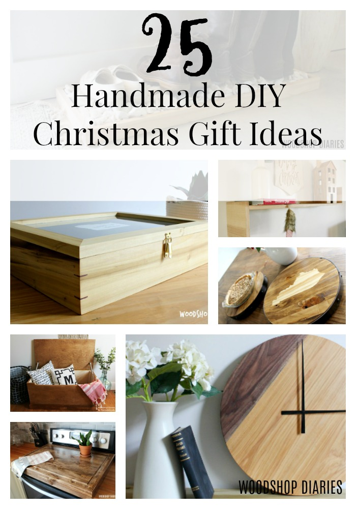 Diy Handmade Christmas Gift Ideas