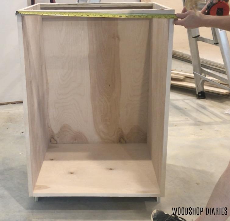 Diy Plywood Kitchen Cabinet Doors: How To Build Your Own DIY Kitchen Cabinets--From Only Plywood
