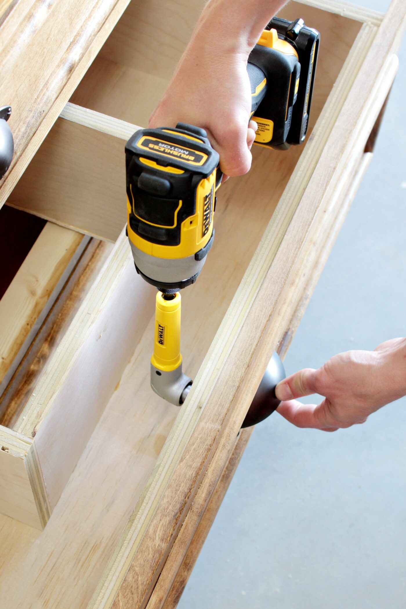 Dewalt 90 degree attachment as gift guide idea under $40