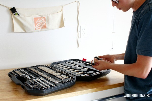125 Piece Husky Tool Set