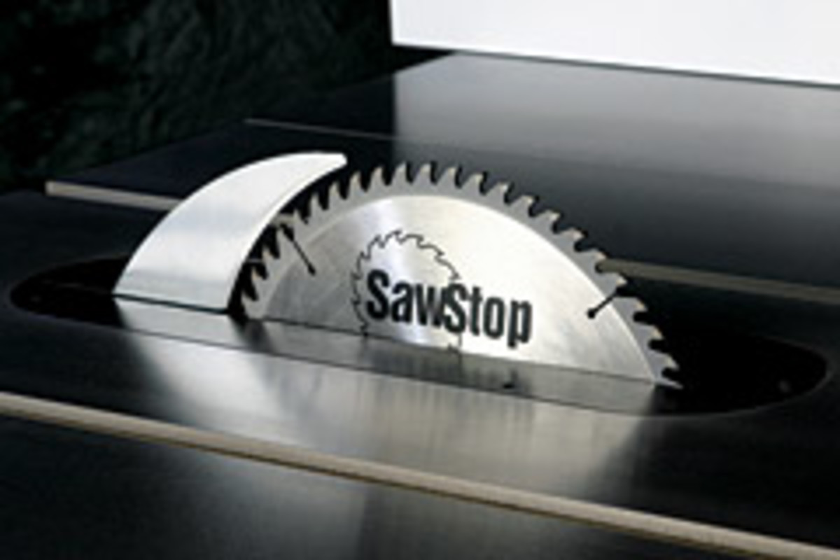 Sawstop Riving Knife Thickness