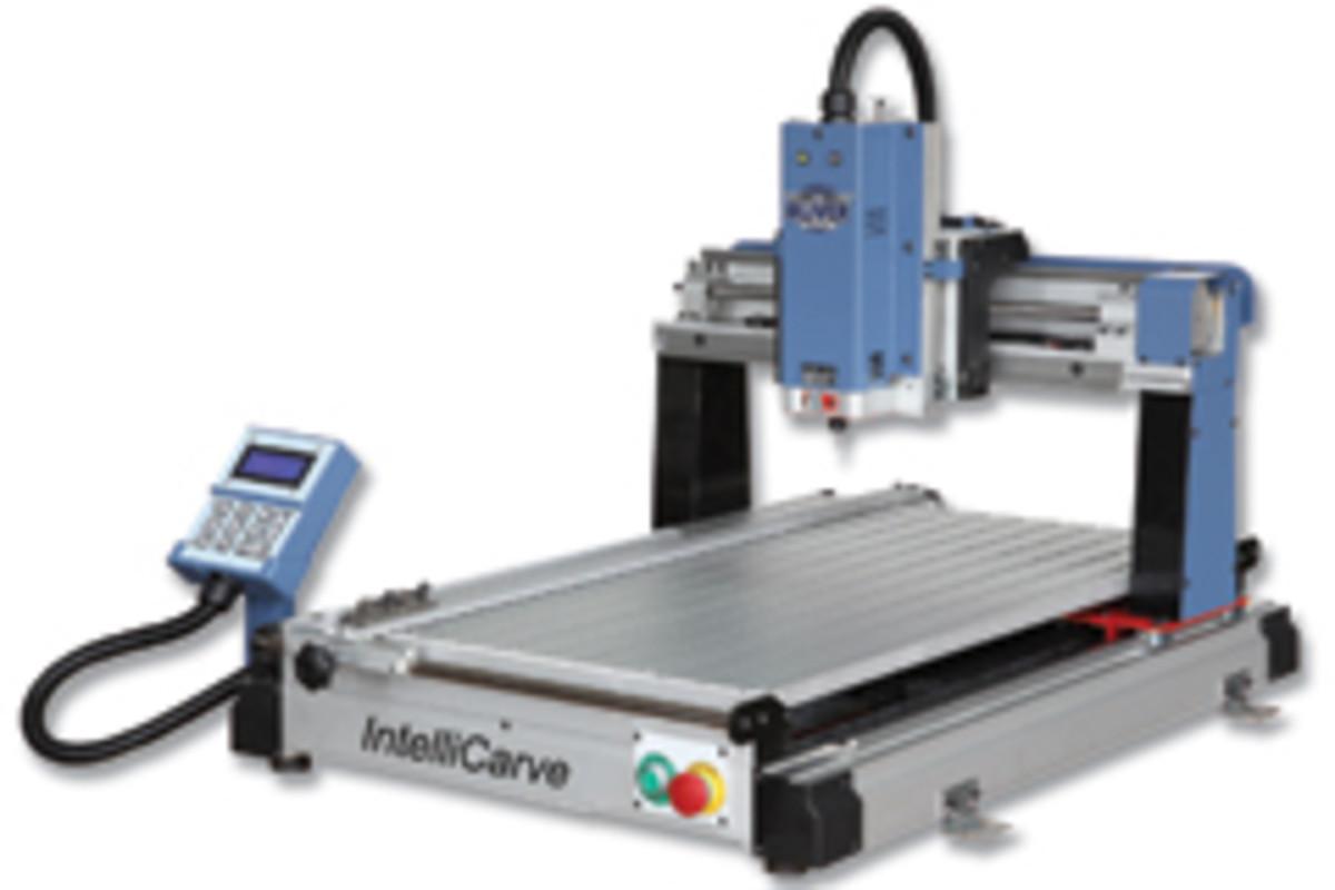 Oliver Machinery 1013 Intellicarve
