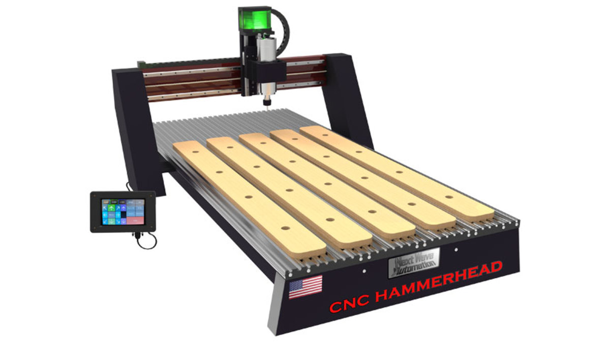 Axiom Cnc Router For Sale