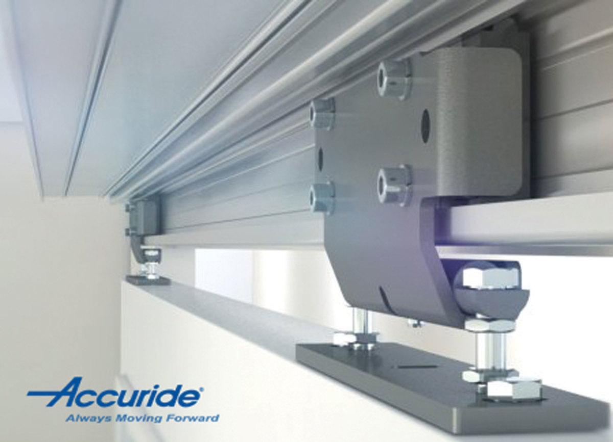 Heavyduty linear track system  Woodshop News