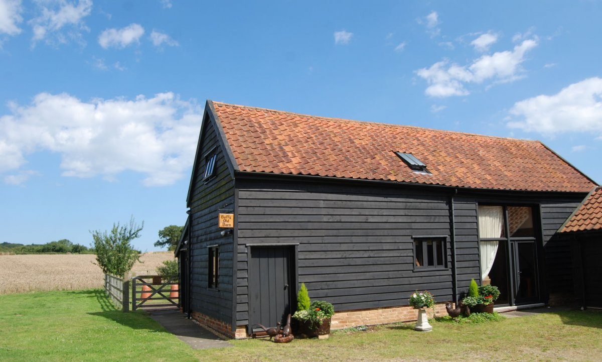 Woodside Barn Suffolk  Woodside Barn