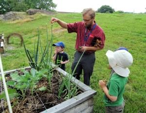 Jason Schmidt, Farm Manager