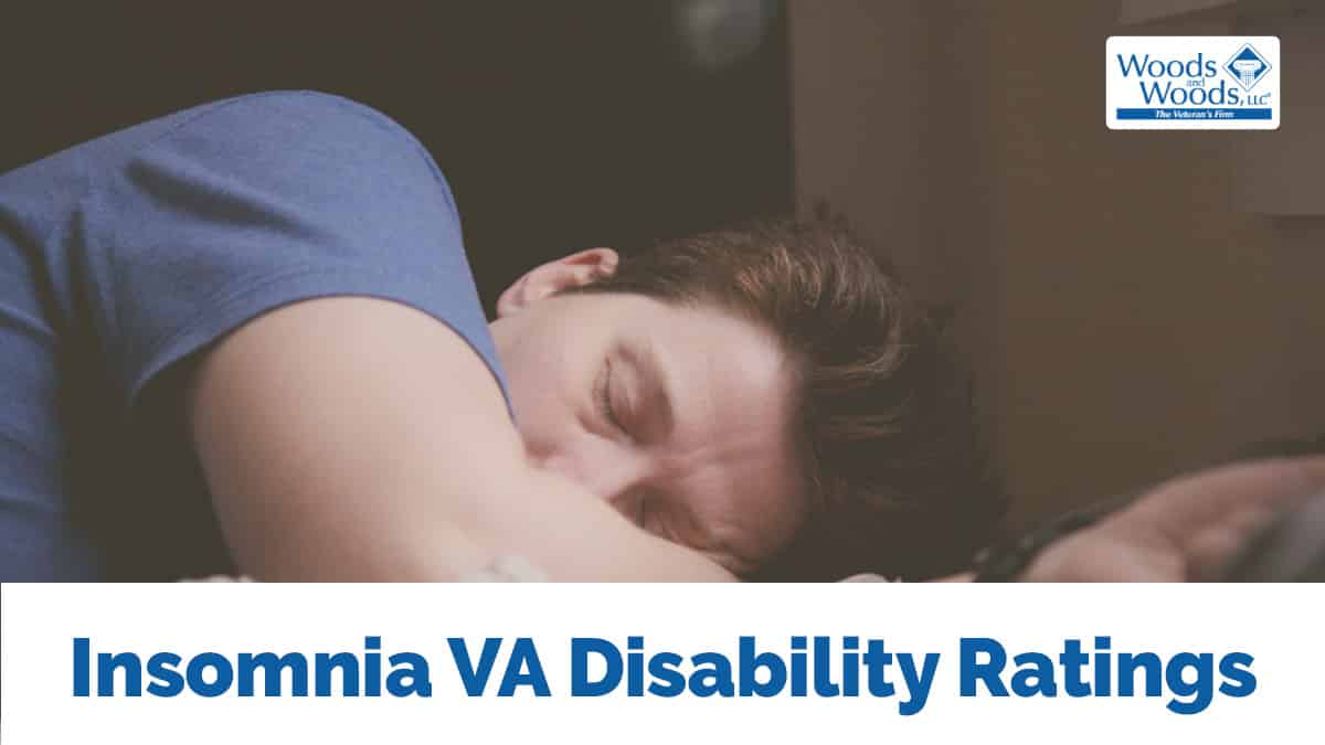 A VA Disability Rating for Insomnia That Will Help you ...