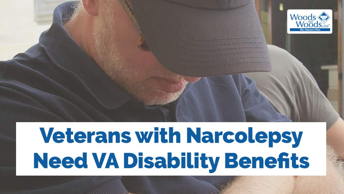 Living a Normal Life with Narcolepsy with the Help of VA ...
