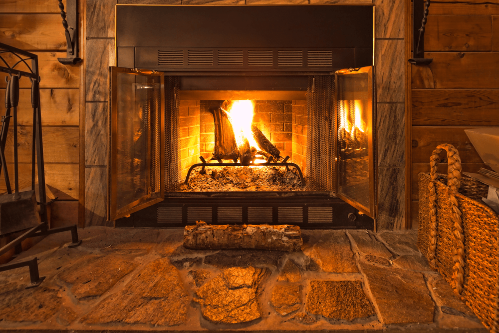House Smells Like Smoke From Fireplace Simple Fix Woodsman Report