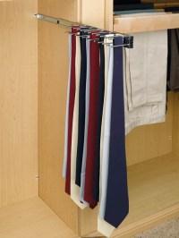 Tie Rack (Chrome), TRC-14CR (Rev A Shelf)