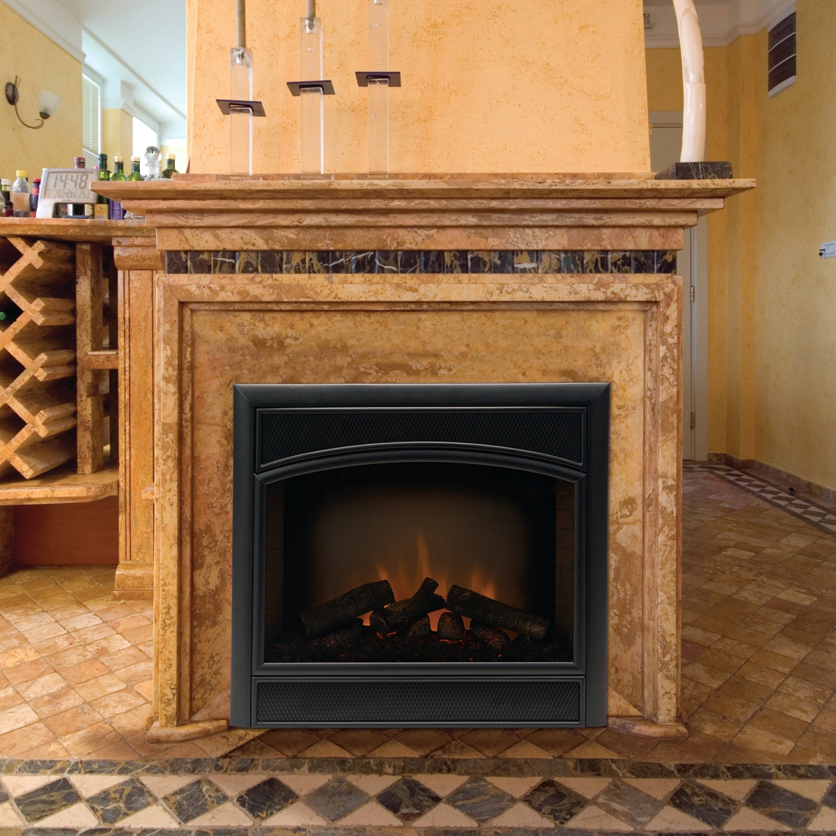 Propane Fireplaces  Napoleon Fireplace  Free Standing