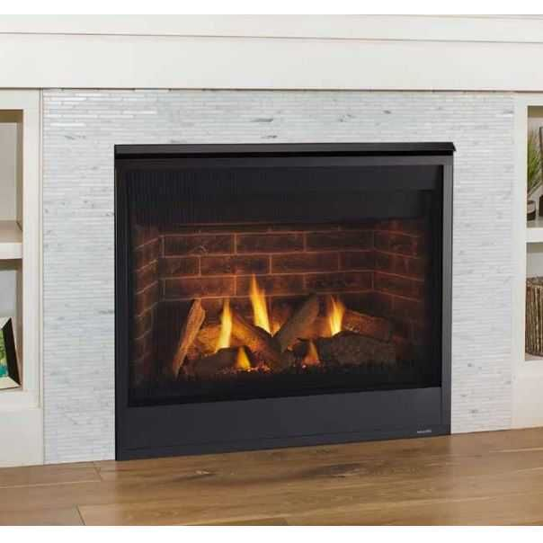 medium resolution of direct vent clean face gas fireplace quartz 32 intellifire ignition majestic
