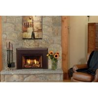 Majestic Topaz Direct Vent 20 Fireplace Insert